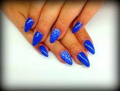 by Klaudia Klaudia, Double Tap if you like #mani #nailart #nails Find more Inspiration at www.indigo-nails.com