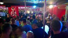 Stage #BarFighting condotto da #IsraelTamir. #IKMF #KravMaga