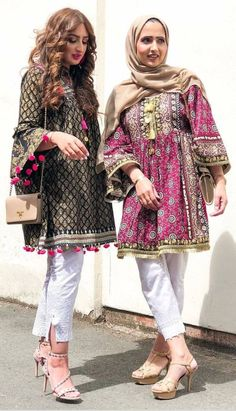 Casual n classy: How to Dress when Pregnant. You can still look stylish and feel good when dressing for a. Pakistani Fashion Casual, Pakistani Dresses Casual, Pakistani Dress Design, Muslim Fashion, Indian Fashion, Pakistani Suit With Pants, Pakistani Bridal, Modest Dresses, Casual Dresses