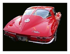 CHEVROLET CORVETTE STING RAY ~