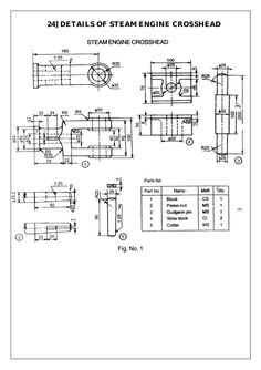 Assembly and details machine drawing pdf solidworks pinterest assembly and details machine drawing pdf ccuart Choice Image