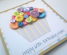 Hey, I found this really awesome Etsy listing at https://www.etsy.com/listing/216043348/cupcake-card-birthday-card-mum-birthday