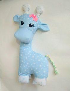 Жирафик своими руками Giraffe Stuffed Animal, Giraffe Toy, Animal Sewing Patterns, Doll Patterns, Baby Sewing Projects, Sewing Crafts, Whale Plush, Diy Xmas Gifts, Fabric Animals
