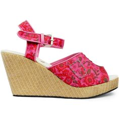 POLLY FLORAL PINK  from www.iwearUP.com