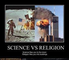 science religion meme - Google Search