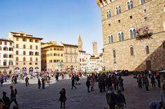 piazza signoria, Florence