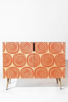 Khristian A Howell Vienna Swirls Credenza Art Furniture, Funky Painted Furniture, Furniture Upholstery, Retro Furniture, Furniture Styles, Upcycled Furniture, Furniture Makeover, Cabinet Furniture, Furniture Design