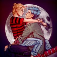 Victoire and Teddy by tasiams on @DeviantArt