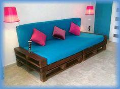 Szuperjó kanapék raklapból - MindenegybenBlog
