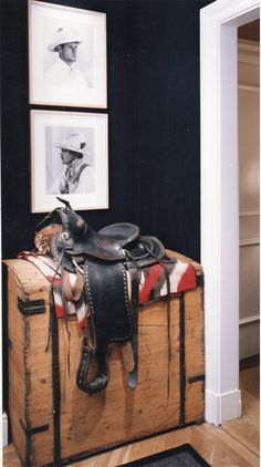 Stylish Saddle Home Decor | Horses & Heels