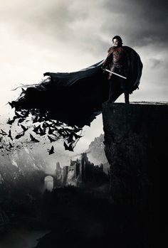 The New Movie Poster For Dracula Untold Is Awesome