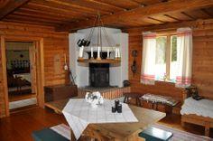 "Traditional Swedish Log Cabin: ""fäbod""."
