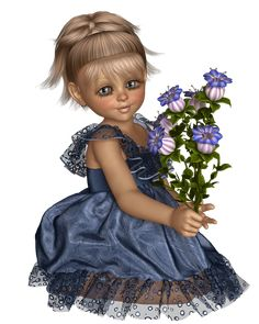 Pretty Dolls, Beautiful Dolls, Flip Flop Art, Little Designs, Cute Little Girls, Girl Cartoon, Cute Art, Art Girl, Flower Girl Dresses