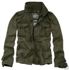 5ed4c46ec89b3b Camel active · want Abercrombie And Fitch Jackets, Hollister Jackets,  Abercrombie Men, Flak Jacket, Military