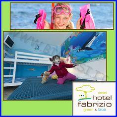 Diamo il benvenuto all'Hotel Fabrizio tra i Family Hotels Consigliatissimi da bimbisi.it