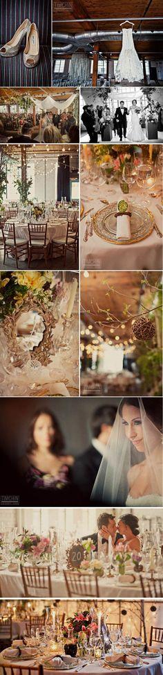 Beautiful wedding-Forest/wood theme- Operation Fairy Berry  @Andrea / FICTILIS Dailey Watson