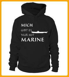 MICH GIBT ES NUR MIT MARINE - Gamer shirts (*Partner-Link)