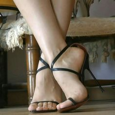 Use this link to visit the High Heels Archives. Hot Heels, Sexy High Heels, Beautiful High Heels, Open Toe High Heels, Sexy Legs And Heels, Platform High Heels, High Heels Stilettos, High Heel Boots, Heeled Boots