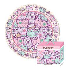 Pusheen - Pusheen Mini-Jigsaw Puzzle - ZiNG Pop Culture