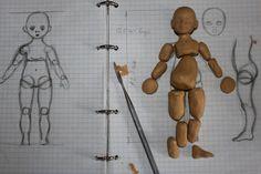 Мне часто задают вопрос, сама ли я делаю кукол, и как именно это происходит Тут я решила на примере новой куколки показать, как все происходит. Откуда берутся образы я сказать не могу, они появляются в голове спонтанно постоянно :) На идею может натолкнуть что угодно: красивый лоскут ткани, картинка, сочетание цветов в чьей-нибудь одежде, играющие дети.