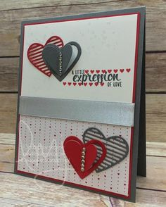 How do you express your love to others? Gifts, cards, flowers, handmade items? #painterspalette #sealedwithlove #stampinup #literallymyjoy #papercrafting #cardmaking #stampinupdemonstrator #love #hearts #valentine #expressionoflove #valentinesday #2017OccasionsCatalog #20162017AnnualCatalog #linkinprofile