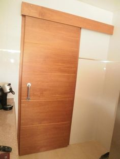 Top 13 Storage Room Door Suggestions to Try to Make Your Bedroom Tidy and Roomy Room Doors, Closet Doors, Interior Decorating, Interior Design, Bathroom Inspo, Tall Cabinet Storage, Storage Room, Sliding Doors, Decoration