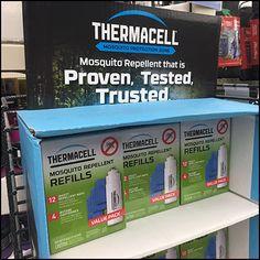 Mosquito Protection Zone PowerWing – Fixtures Close Up Mosquito Protection, Close Up, Insects, Retail, Sleeve, Retail Merchandising