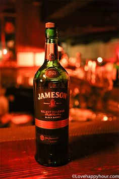 Black Barrel Whiskey (Jameson)