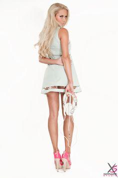 Dj Blondt @ XPRESSIONSTUDIO dutch lady dj
