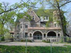OMG!! 1888 Romanesque in Cincinnati, OH. 8,000 sq. ft. 13 bedrooms. Only asking $84,950!!!!