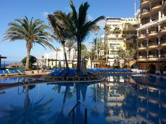 'Der Traumpool' aus dem Reiseblog 'Über Weihnachten auf den Kanaren: Urlaub im Dorado Beach auf Gran Canaria'