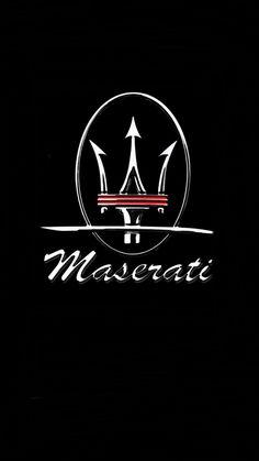 maserati logo - Backgrounds for iphone - Car Luxury Car Logos, Luxury Car Brands, Top Luxury Cars, All Car Logos, Car Brands Logos, Maserati Car, Audi Cars, Symbol Auto, Ferrari Sign