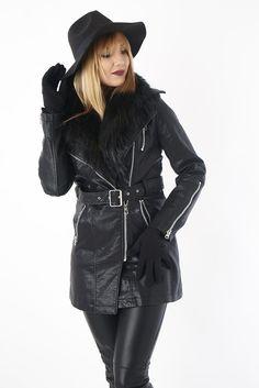 Ce manteau #faussefourrure est top canon!
