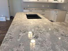 Choosing Your New Kitchen Countertops Cambria Countertops, Quartz Kitchen Countertops, Granite, Cambria Quartz, Kitchen And Bath, New Kitchen, Kitchen Ideas, Stone Kitchen, Kitchen Reno