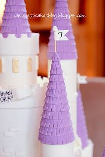 Jessicakes: The Castle Cake