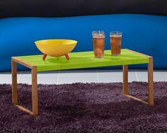 Soosa Large Bamboo Coffee Table