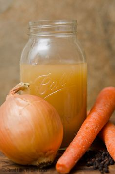 Kitchen Basics. Stock It to Me- Homemade Chicken Stock — Real Life. Real Food.