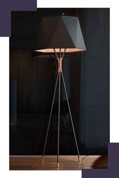 Accent Lighting, Modern Lighting, Mood Light, Night Light, Showcase Design, Lighting Solutions, Tripod Lamp, Floor Lamp, Modern Design