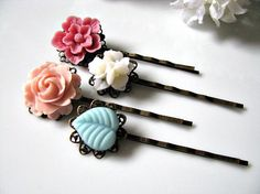 Hair Clips for brides maids