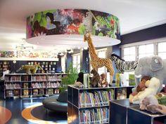 Unique school libraries
