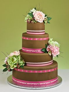 Peonies In Rhapsody Cake By Jacques Pastries