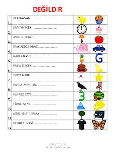 Preschool Decor, Learn Turkish, Coding For Kids, Brain Training, Hosting Company, Dyslexia, Olay, A 17, Classroom Activities