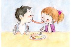 Bacon Kiss - Genevieve Santos