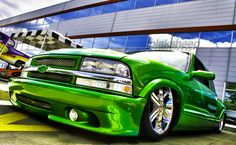 Chevy on the ground S10 Truck, Chevy Trucks, Show Trucks, Mini Trucks, Custom Trucks, Custom Cars, My Dream Car, Dream Cars, Chevy S10 Xtreme