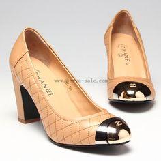 chanel shoes CS3815
