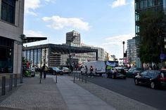 Potsdamer Platz Square in Berlin, Germany