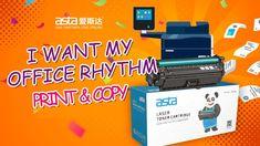 print & copy Laser Toner Cartridge, Label Paper