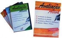 COLEÇÃO DE DVDs AVALIAÇÃO ATIVA 4 DVDs + 1 Livro Texto, DVD Coleção Avaliação…
