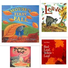 10 Beautiful Kids Books About Fall - Circle of Moms