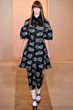 Marni | Fall 2012 Ready-to-Wear Collection | Vogue Runway
